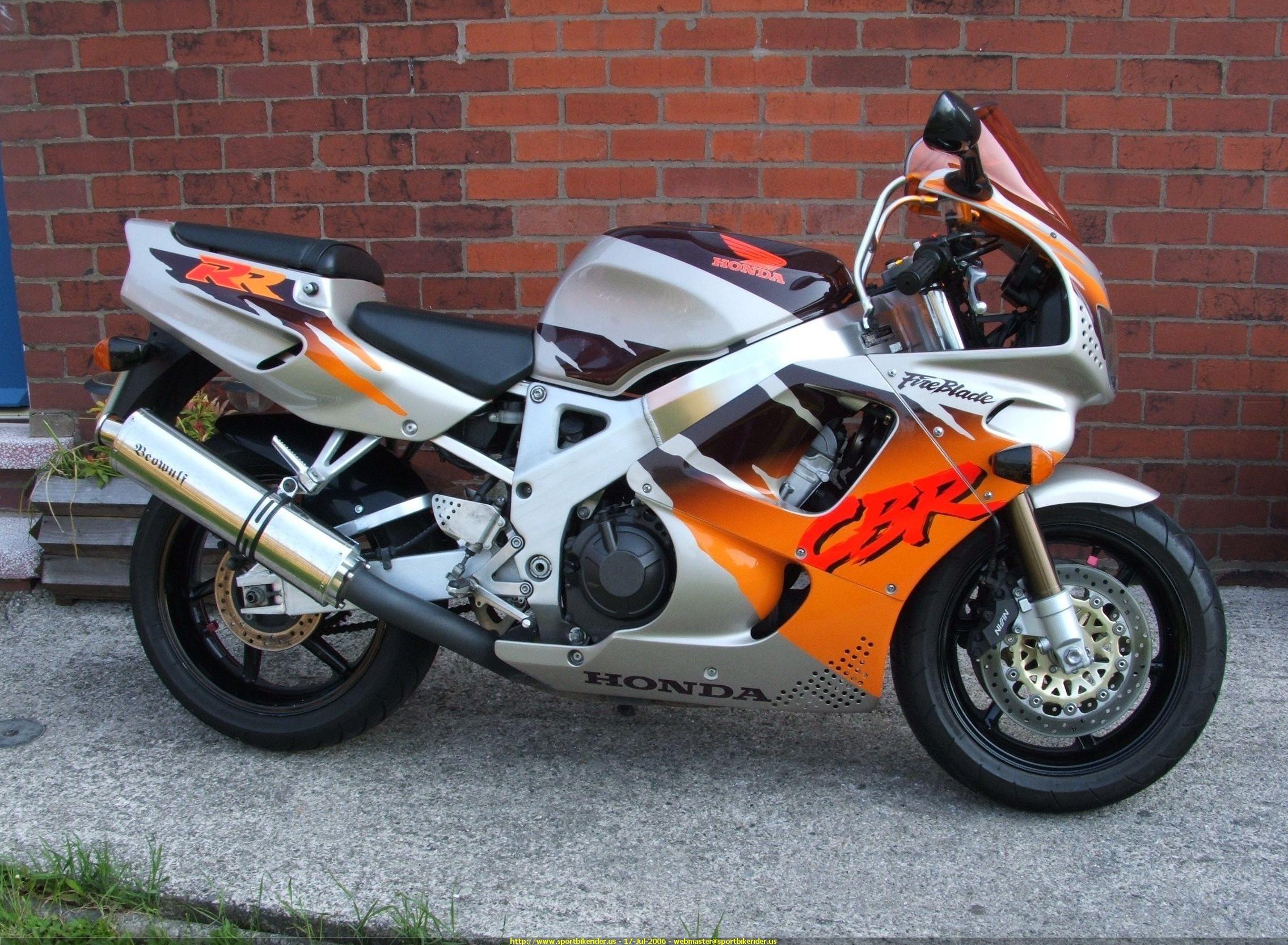 1996 cbr 900 rr moto sportive moto sportif