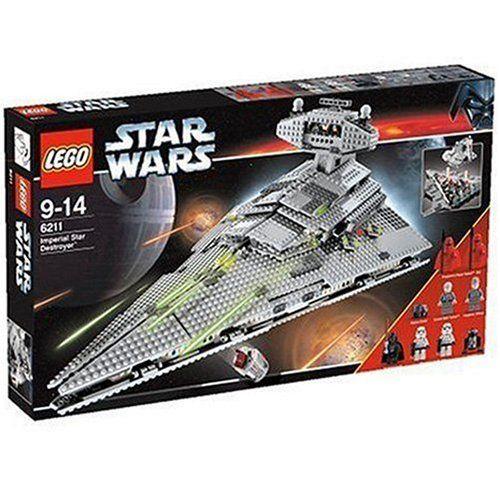 lego star wars jeu de construction imperial star destroyer jeux et jouets. Black Bedroom Furniture Sets. Home Design Ideas