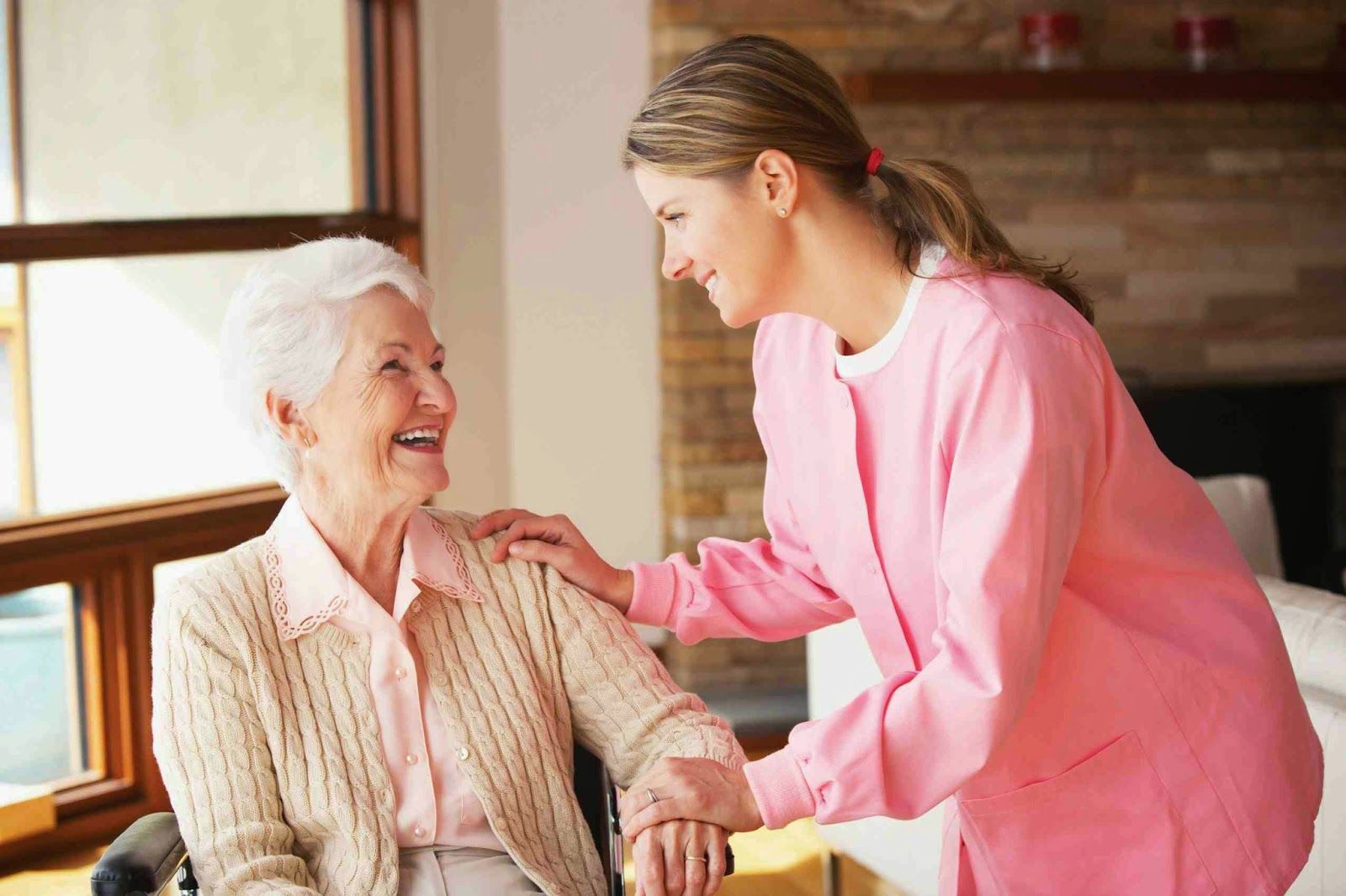 Caring is very important care agency home health care