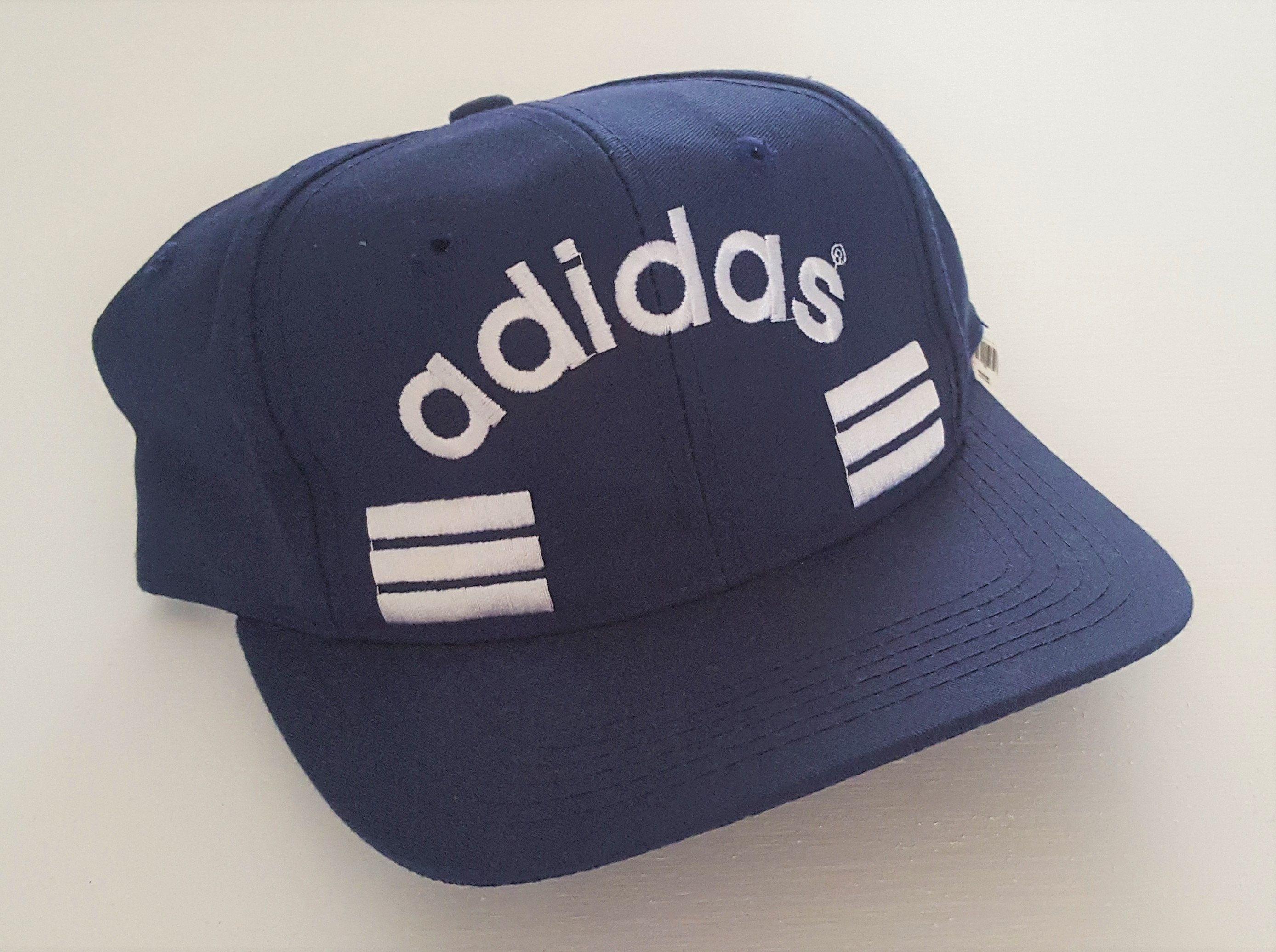 b1ce1ec4 Vintage Adidas Snapback Hat VTG   Vintage Snapbacks   Adidas ...