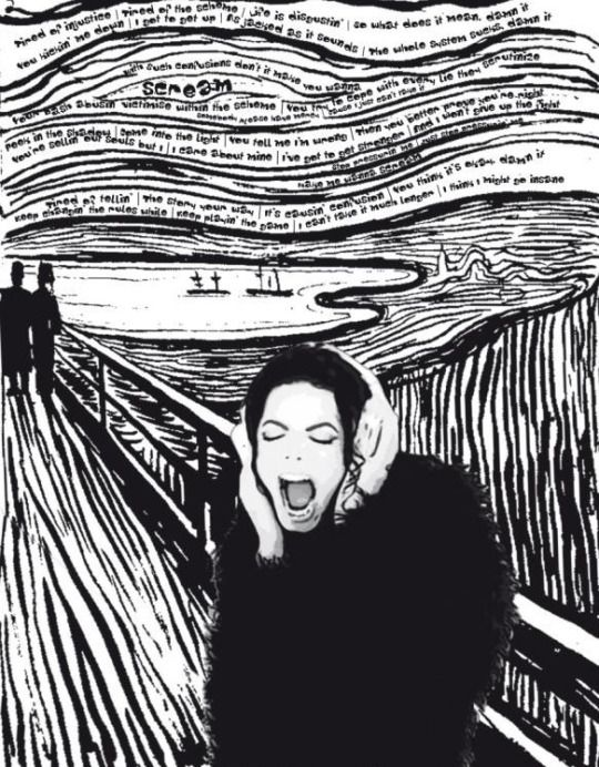 michael jackson scream - screamo #michaeljackson