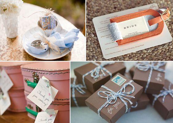 Travel Themed Wedding Ideas Favours Os Bem Casados Em