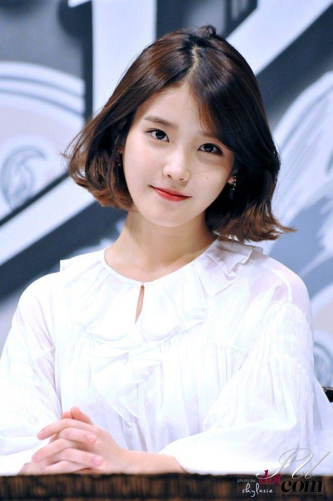 Top Kpop Hairstyles Female Short Hair Styles For Round Faces Cute Hairstyles For Short Hair Short Hair Styles