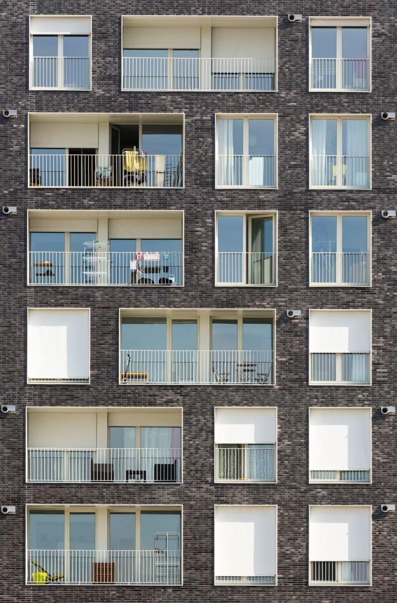 AZC Atelier Zündel Cristea , Sergio Grazia · Terrace 9 | facades ...