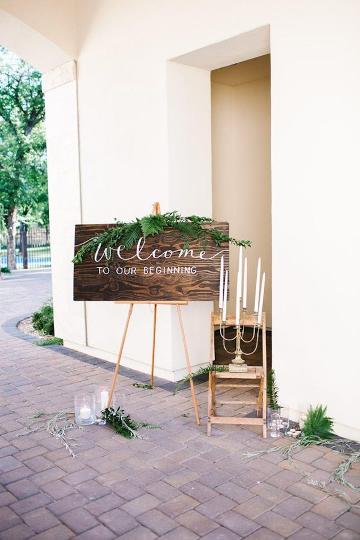Wedding decoration ideas home   Fab FernInspired Wedding Decor Ideas  Fern and Wedding