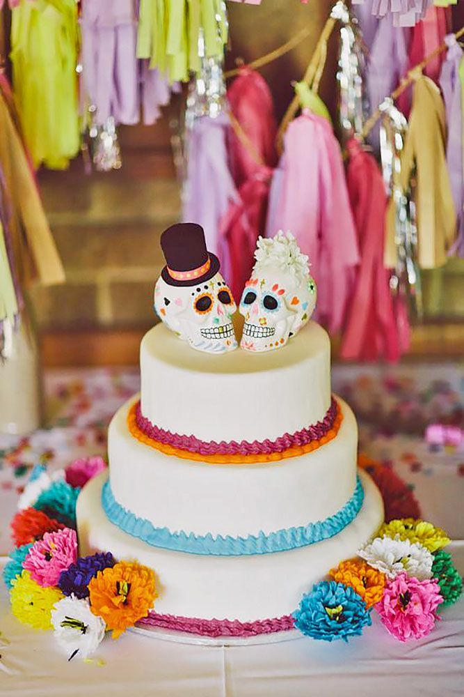 42 Exciting   Colourful Mexican Wedding Cake Ideas   baking     Mexican Wedding Cake Ideas        See more  http   www weddingforward com mexican  wedding cake ideas   weddings