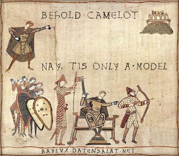 Bayeux Tapestry Meme Generator