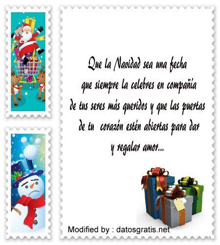 Poemas para enviar en navidad frases bonitas para enviar - Videos de navidad para enviar ...