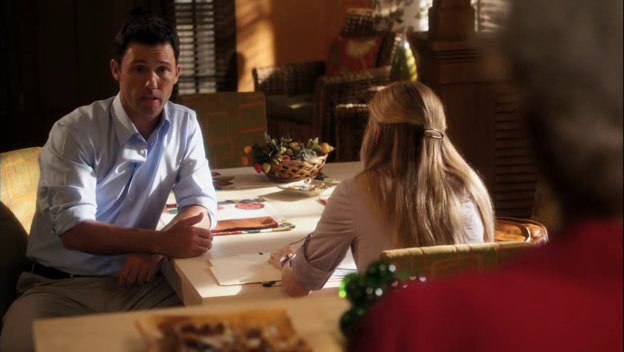 "Burn Notice 5x07 ""Besieged"" - Michael Westen (Jeffrey Donovan) & Denise O'Lear (Michele Nordin)"