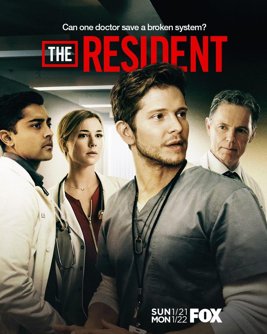 The Resident Season 1 Episode 9 (S01E09) in 2018 | T.V. Shows I Love ...