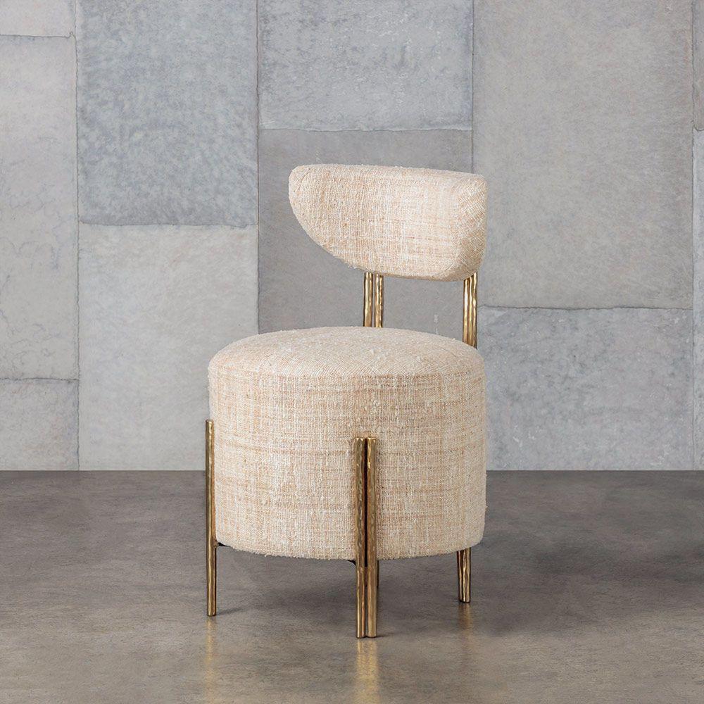 Melange Vanity Stool High End Luxury Design Furniture And Decor Furniture Vanity Stool Luxury Chairs
