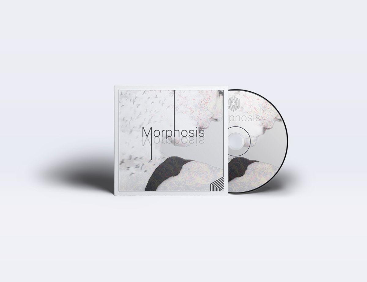 MORPHOSIS CD Cover // Deploy Your Senses Magazine on Behance