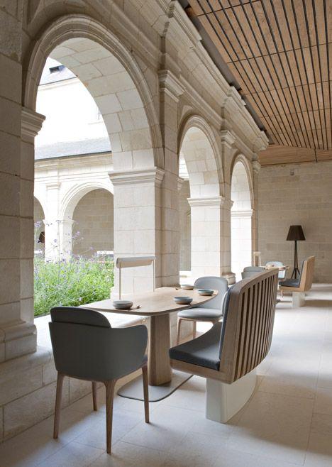 Abbey de Fontevraud by Patrick Jouin and Sanjit Manku