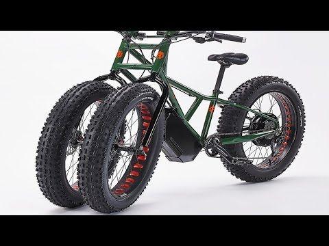 Top 10 bicicletas del futuro -