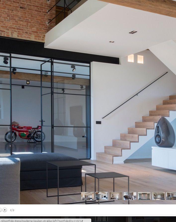 Glazen pui voor vide/slaapkamer | vide | Pinterest