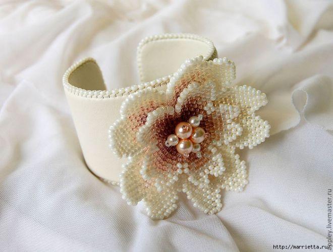Fleurs de perles Tatiana Alkhimova. Master Class   бисер   Постила