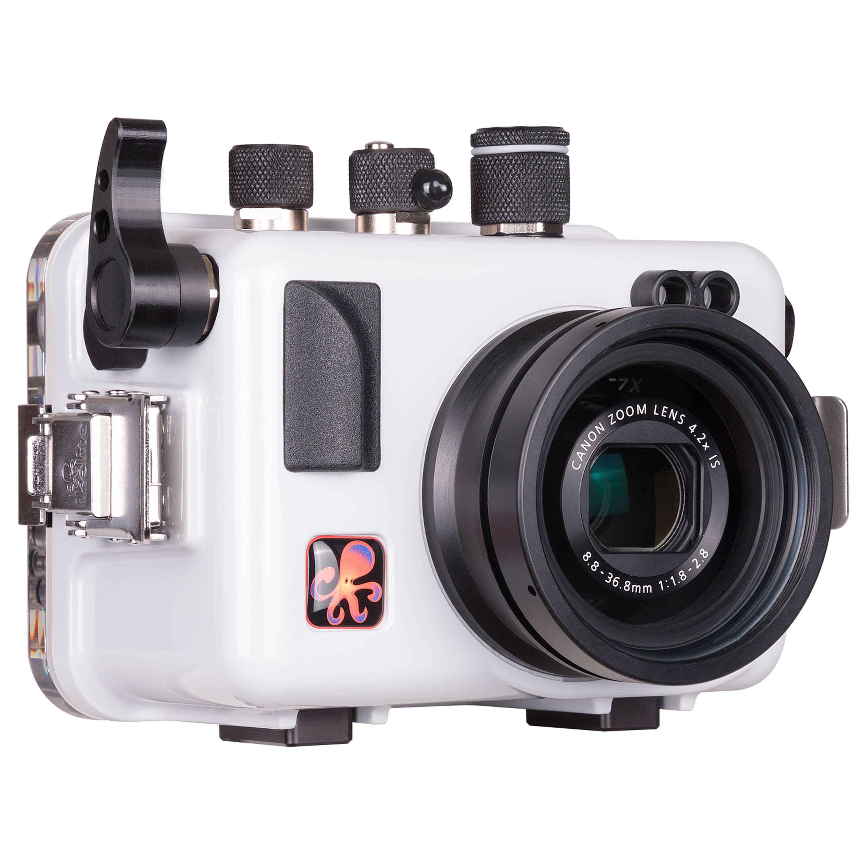 Underwater Housing For Canon Powershot G7 X Mark Ii Underwater Camera Underwater House Powershot