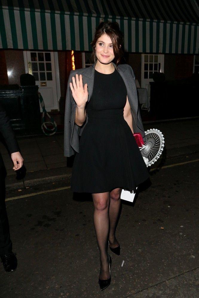 Gemma Arterton dress