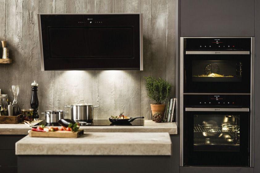 NEFF kitchen appliances: Innovation is