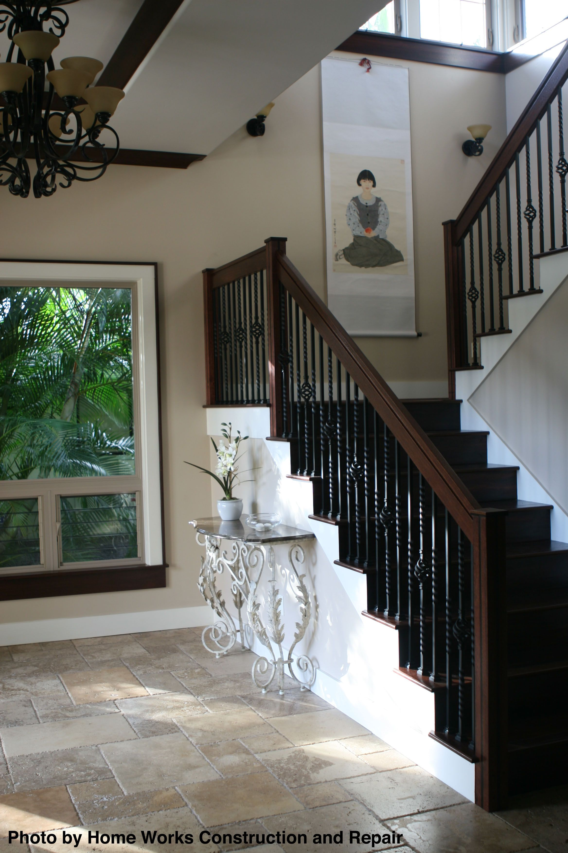 Best Diy Tips For How To Fix Loose Or Broken Ceramic Floor Tiles Stone Tile Flooring Wood Stairs 640 x 480