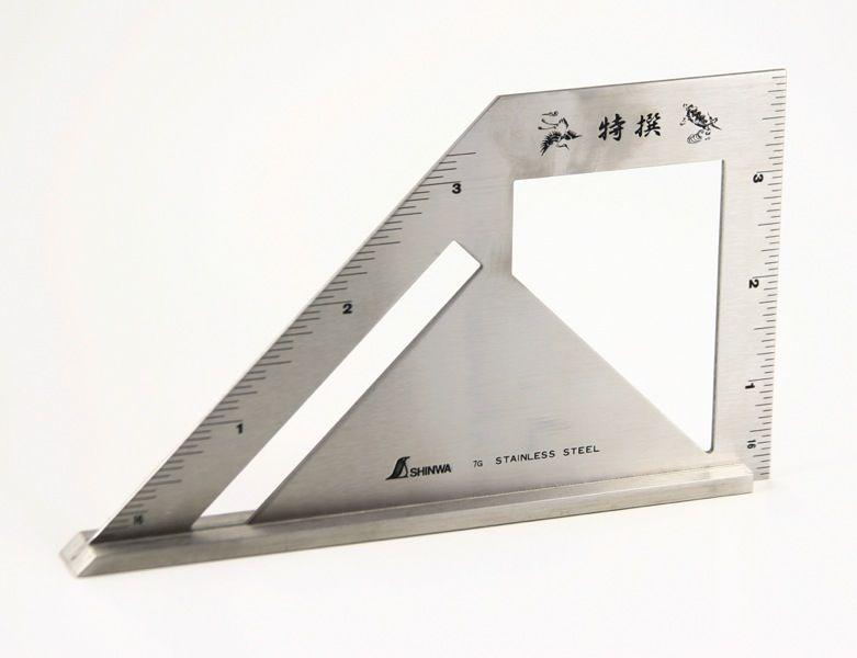 Shinwa Japanese Combination Square Timber Frame Hq Timber Framing Tools Timber Frame Basic Hand Tools