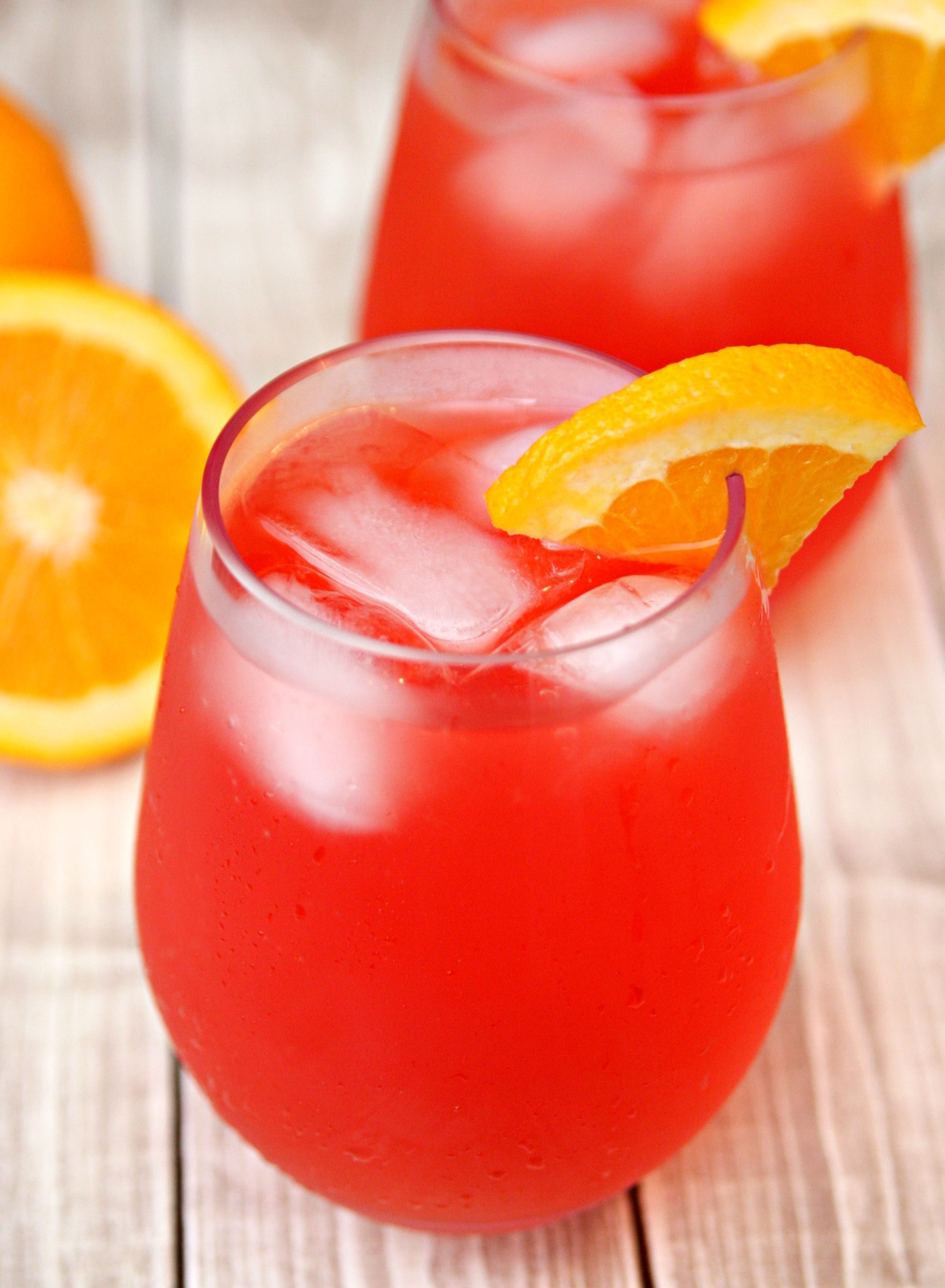 Hurricane punch recipe punch recipes recipes and beverage for Fruity mixed drinks recipes