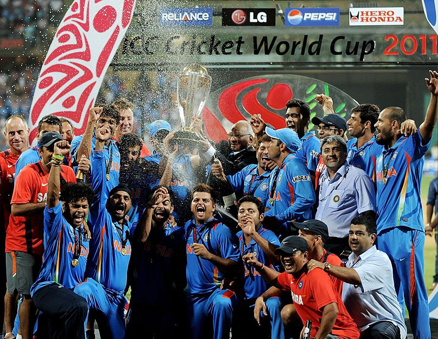 2011 World Cup Champions 2011 Cricket World Cup Cricket World Cup India Win
