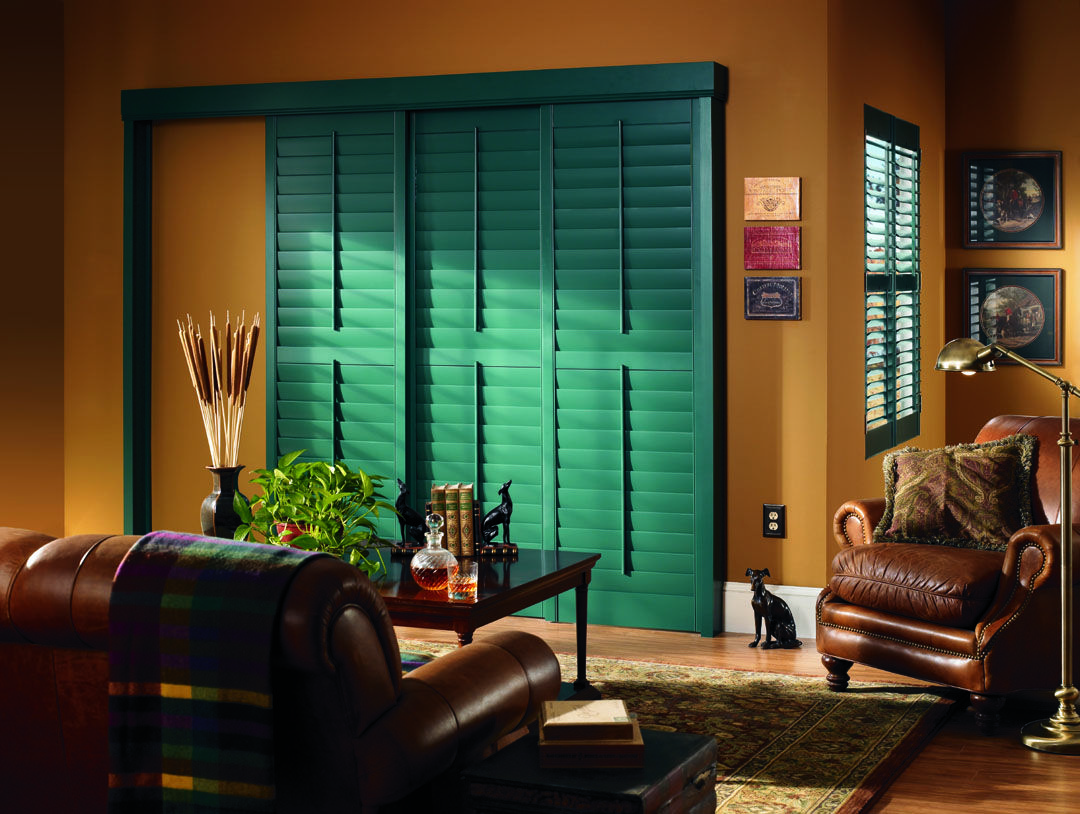 Interior shutters provide attractive and longlasting