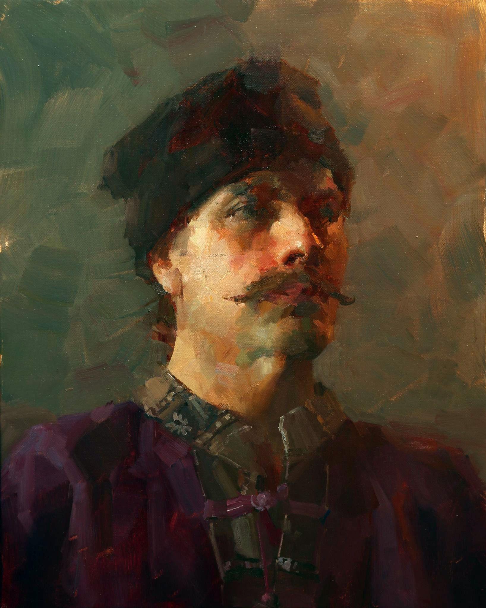 In Someways   Art, Portrait art, Loui jover art