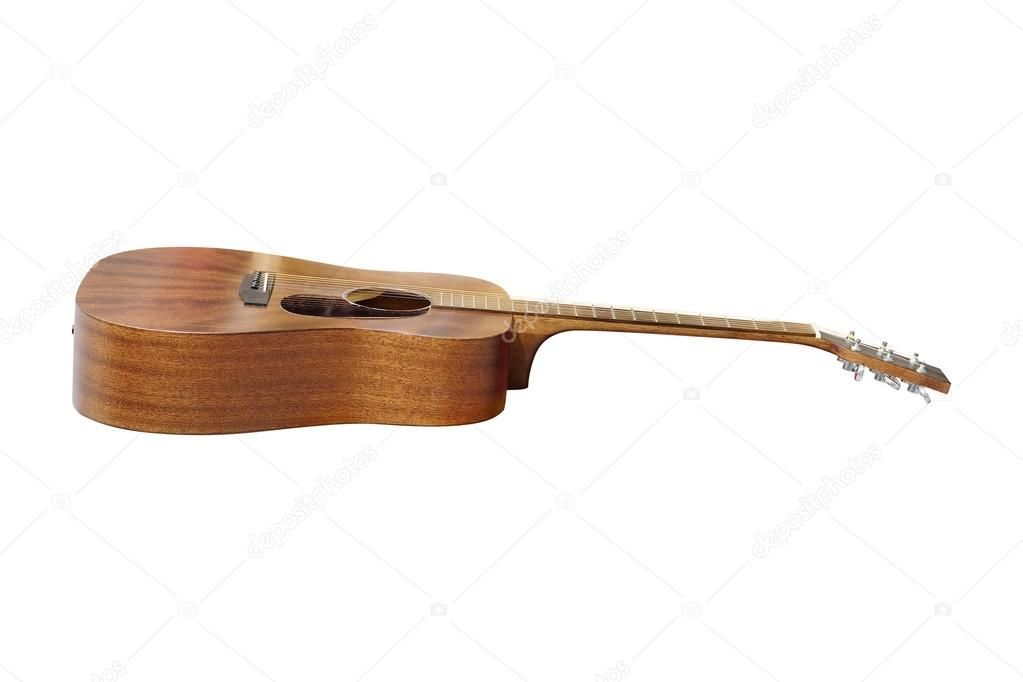 Acoustic guitar object - Stock Photo , #AFF, #guitar, #Acoustic, #object, #Photo #AD