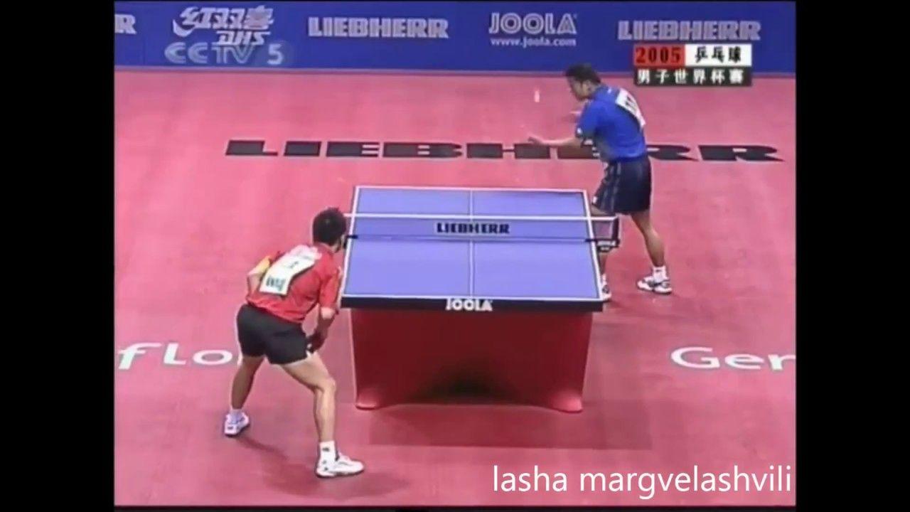 Wang Hao Vs Chen Weixing World Cup 2005 World Cup Chen World