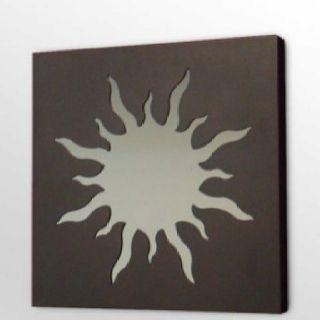 Cool sun shape from foundary.com