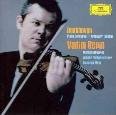 Disc 2: Concerto For Violin: Allegro Ma Non Troppo - Vadim Repin Concerto For Violin: Larghetto - Vadim Repin Concerto For Violin: Rondo: Allegro - Vadim Repin Sonata For Piano And Violin: Adagio Sost