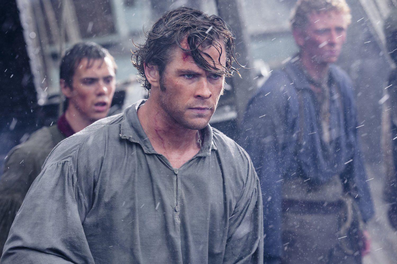 Sam Keeley Chris Hemsworth The Sea Movie Chris Hemsworth Weight