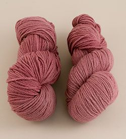 Swans Island's Swan Worsted - Raspberry