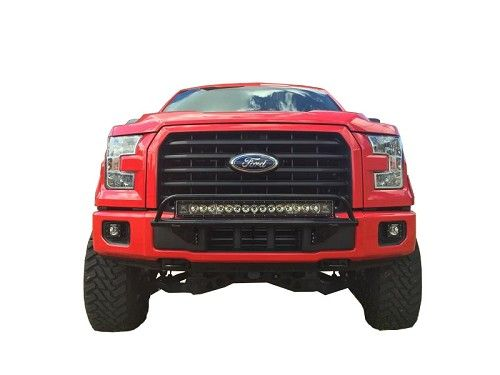 2015 2017 F150 N Fab Light Bar For Led Light Bars F150