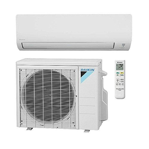 24000 Btu 15 Seer Daikin Single Zone Ductless Mini Split Air Conditioning System Mor Heat Pump System High Efficiency Air Conditioner Room Air Conditioners