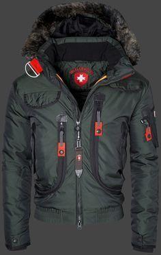 Photo of Wellensteyn Rescue Jacket, RainbowAirTec, Combugreen #survivaloutfitmen