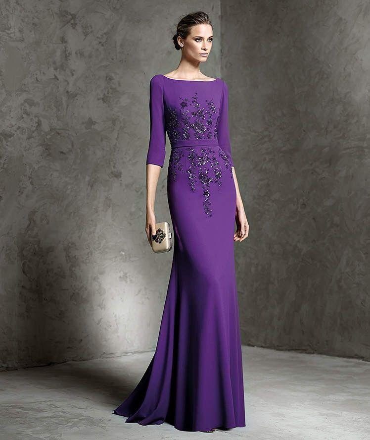 purple royalty | ♔Gown Exhibit♔ | Pinterest | Vestiditos, Vestidos ...