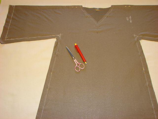 Instrucciones paso a paso para hacer una t nica de disfrz for Disfraces de angeles