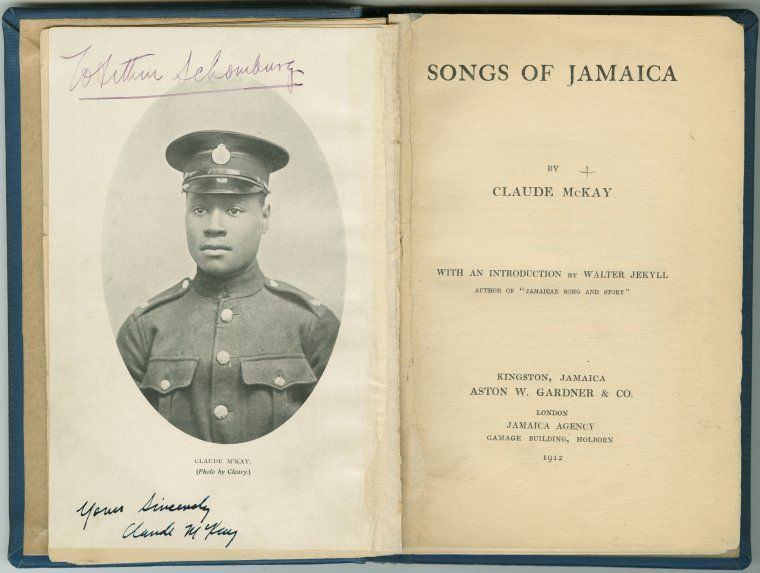 Image result for songs of jamaica claude mckay