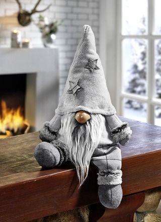 wichtel mit einen wei en bart geschenkideen brigitte hachenburg wichtel. Black Bedroom Furniture Sets. Home Design Ideas