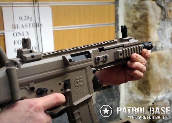 Patrol Base: Azimuth Speed Rubber Testing   Speed. Airsoft. Rubber
