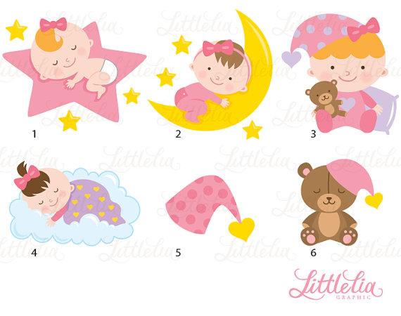 Sleeping Baby Girl Sleep Clipart Baby Clipart 16039 Baby Clip Art Baby Girl Clipart Clip Art