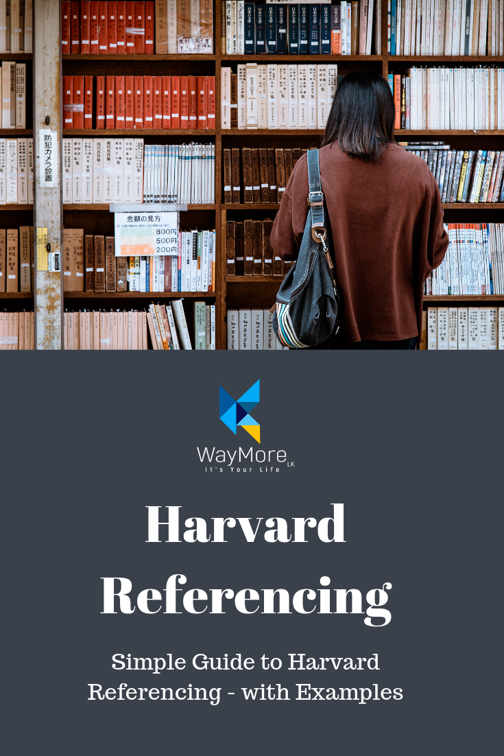 Harvard Referencing Simple Guide To With Example How Cite Book In Text
