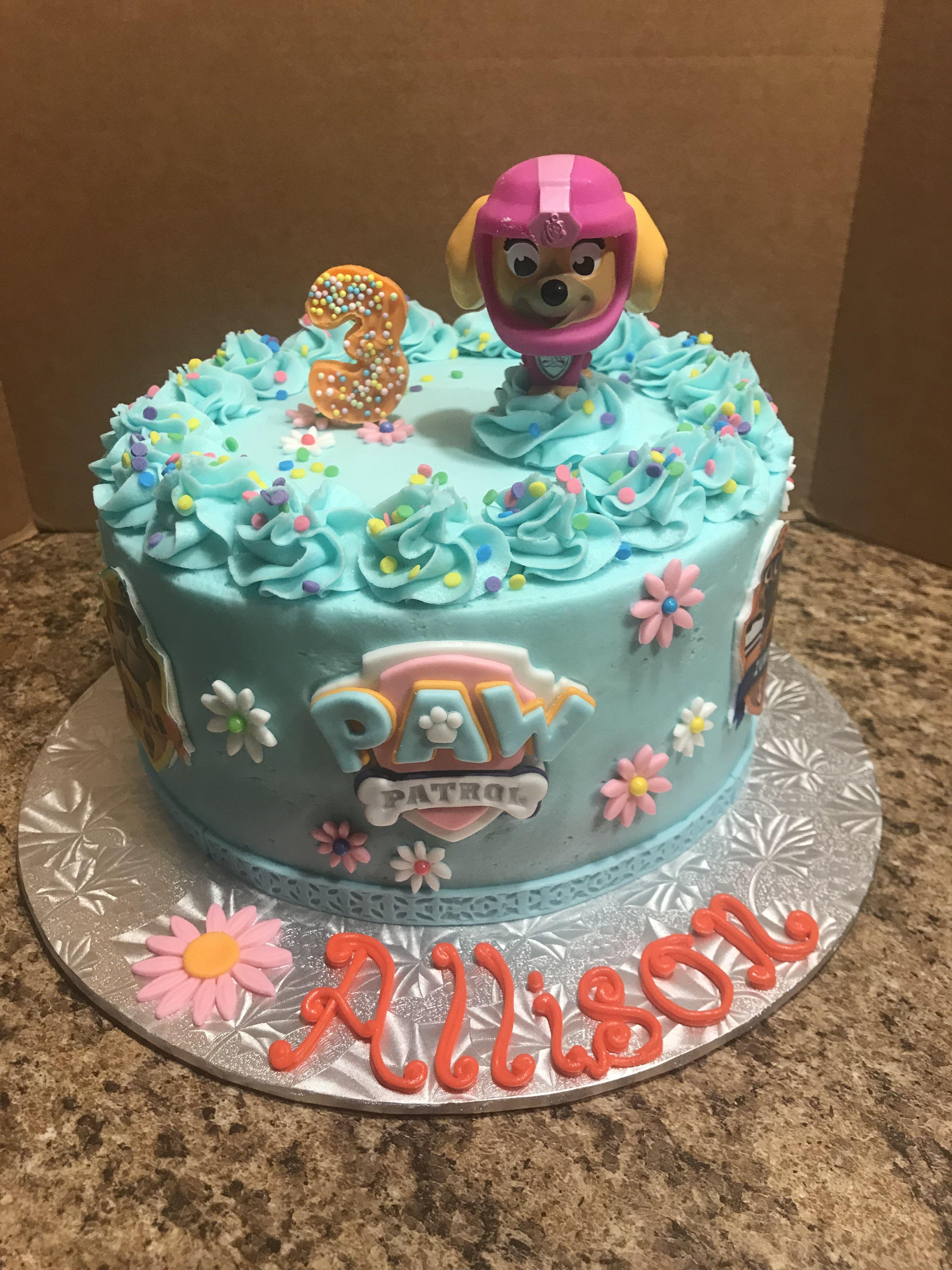 paw patrol birthday cake girls  paw patrol birthday cake