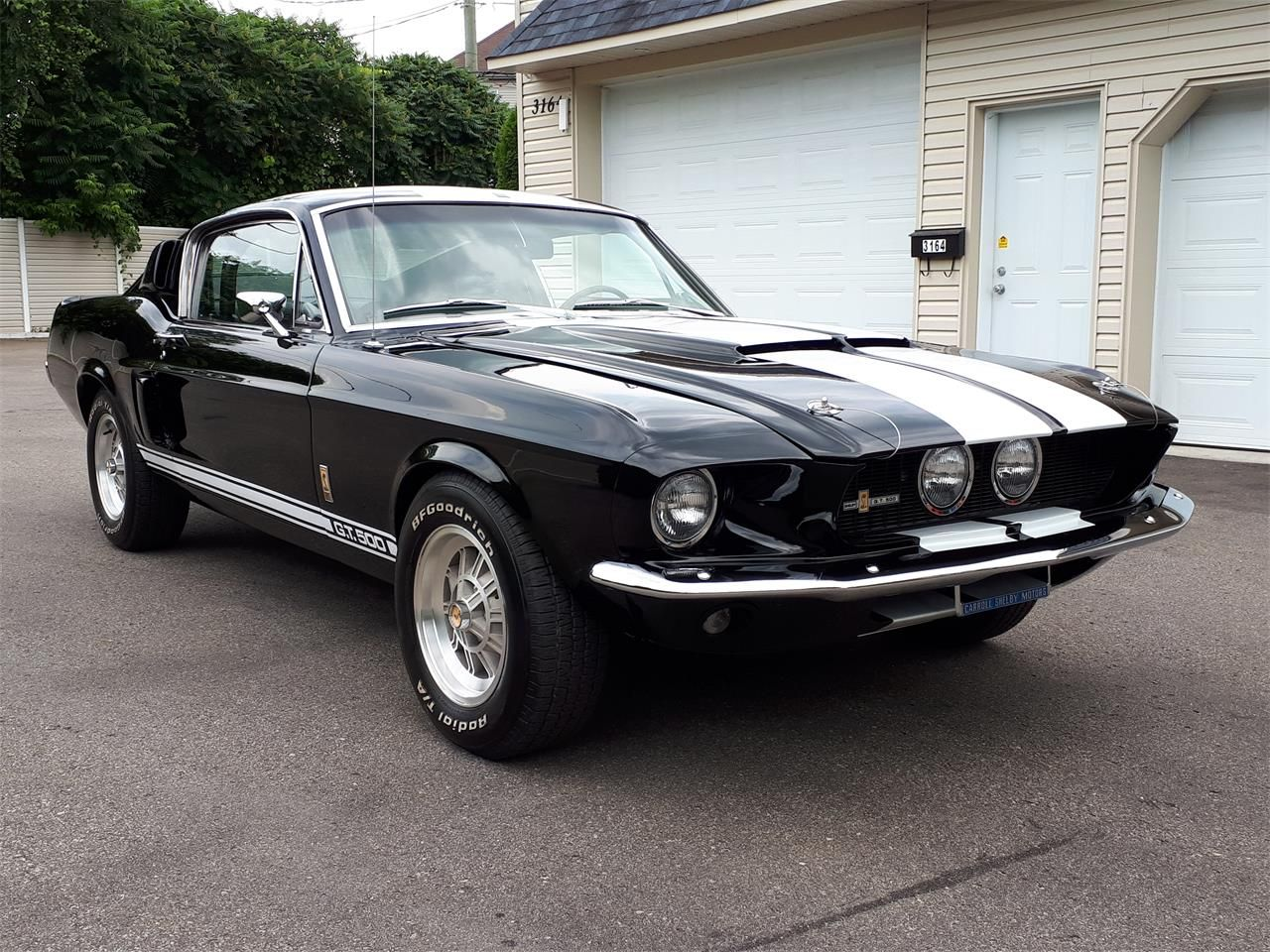 Black 1967 Ford Mustang For Sale Located In Laval Quebec