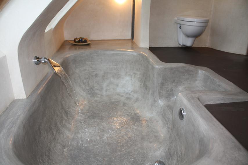 Badkamer-tadelakt-en-beton-cire-toldijk | Badkamer | Pinterest ...