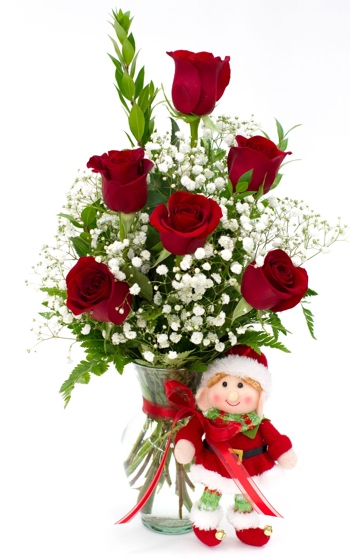 Whether your special someone has been naughty or nice send them whether your special someone has been naughty or nice send them some love with a dhlflorist Choice Image