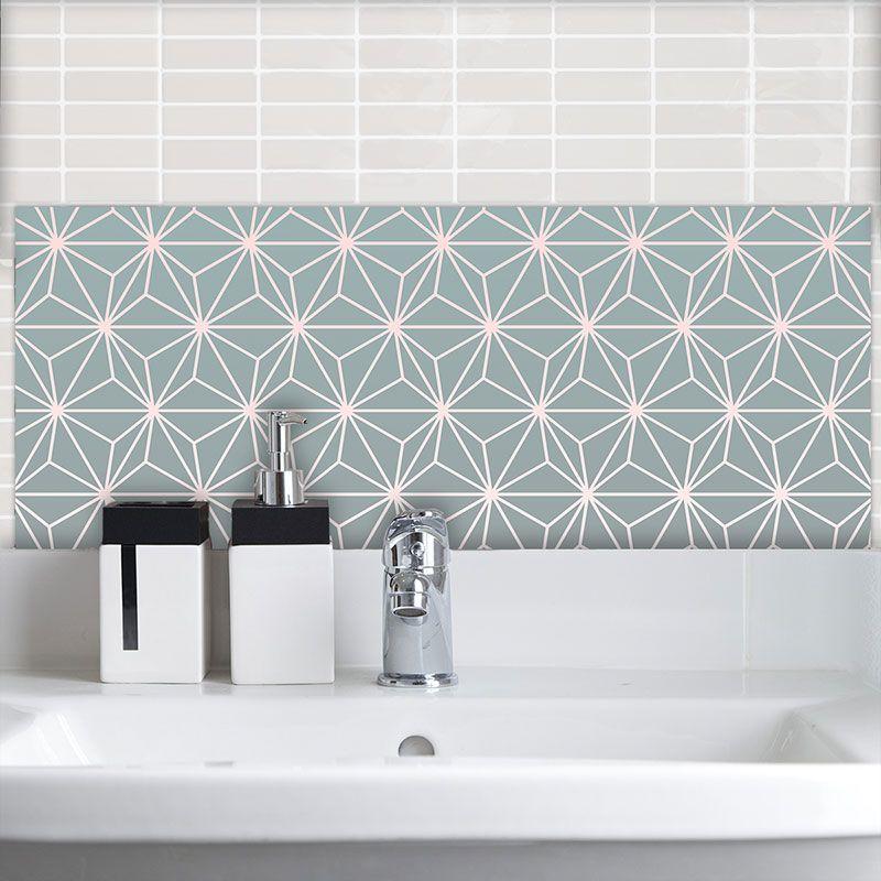Geo Austaar For The Floor More Geometric Tiles Bathroom Kitchen Splashback Tiles Geometric Tiles Kitchen